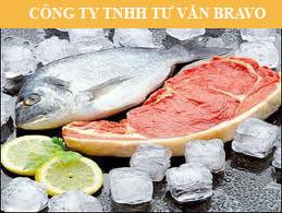 Công bố chất lượng thực phẩm đông lạnh