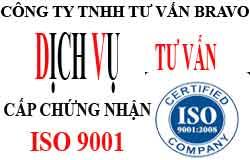 Tư vấn cấp chứng nhận ISO 9001