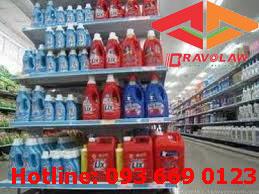 Công bố chất lượng bột giặt, xà phòng, nước rửa chén và dung dịch tẩy rửa