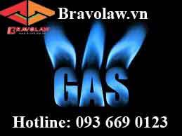 Xin giấy phép kinh doanh gas