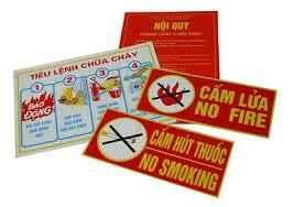 Giấy phép kinh doanh dịch vụ phòng cháy chữa cháy