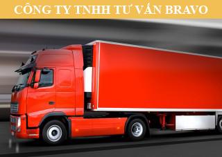 Giấy phép kinh doanh vận tải Container